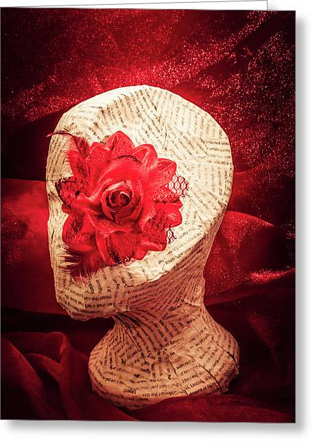 The Rise And Fall Greeting Card by Jorgo Photography - Wall Art Gallery