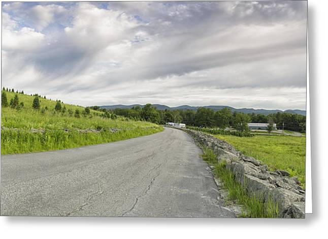 Historic Site Greeting Cards - The Rocks Estate - Bethlehem New Hampshire Greeting Card by Erin Paul Donovan