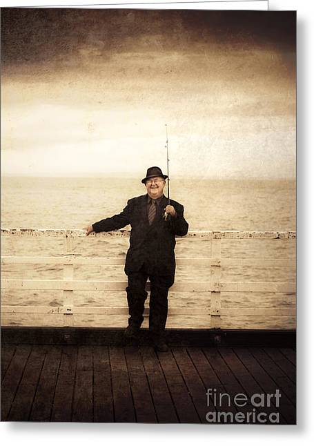 The Sea Merchant Greeting Card by Jorgo Photography - Wall Art Gallery
