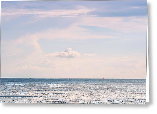 The Wadden Sea Greeting Card by Angela Doelling AD DESIGN Photo and PhotoArt