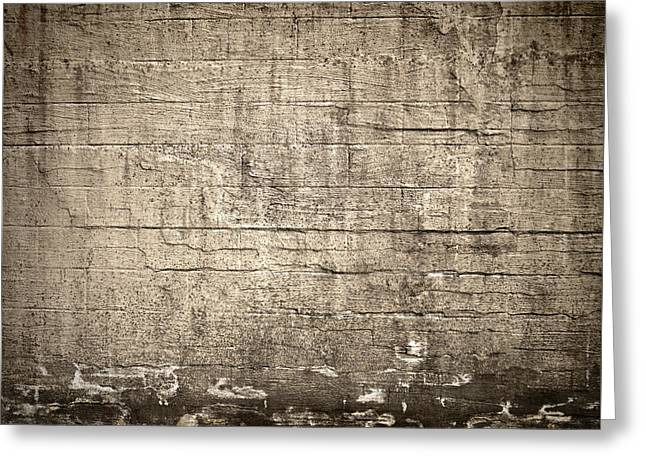 Stonewall Photographs Greeting Cards - The Wall Greeting Card by Wim Lanclus