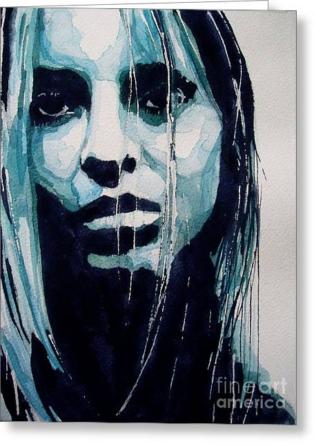 Sadness Greeting Cards - The Winner Takes It All Greeting Card by Paul Lovering