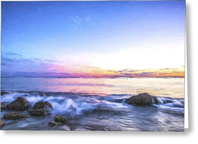 This Before II Greeting Card by Jon Glaser