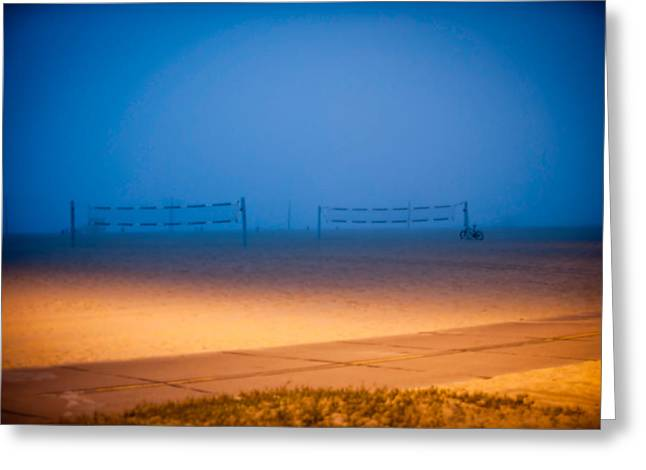 Best Sellers -  - Foggy Beach Greeting Cards - This is Venice Beach 2 Greeting Card by Paul W Sharpe Aka Wizard of Wonders