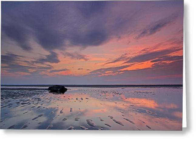 Cape Cod Mass Greeting Cards - This Must Be The Place Greeting Card by Juergen Roth
