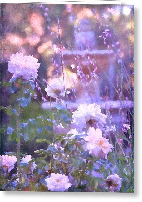 Pamela Cooper Greeting Cards - This Years Garden Greeting Card by Pamela Cooper