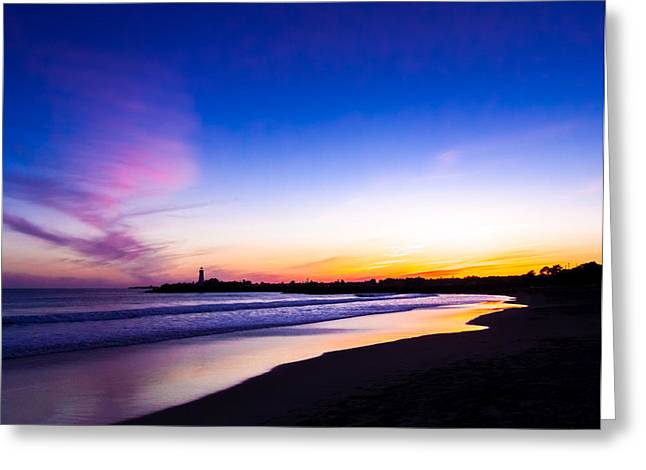 Santa Cruz Greeting Cards - Through others eyes. Greeting Card by Ben23photo