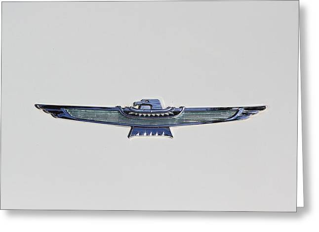 Photograph Mixed Media Greeting Cards - Thunderbird Greeting Card by Robert Pearson