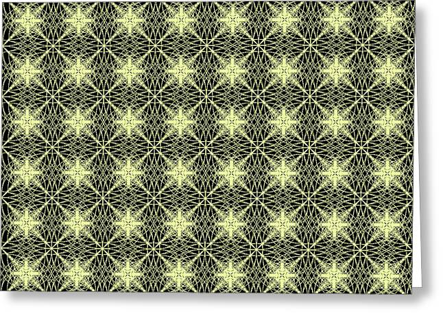 Background Greeting Cards - Tiles.2.64 Greeting Card by Gareth Lewis