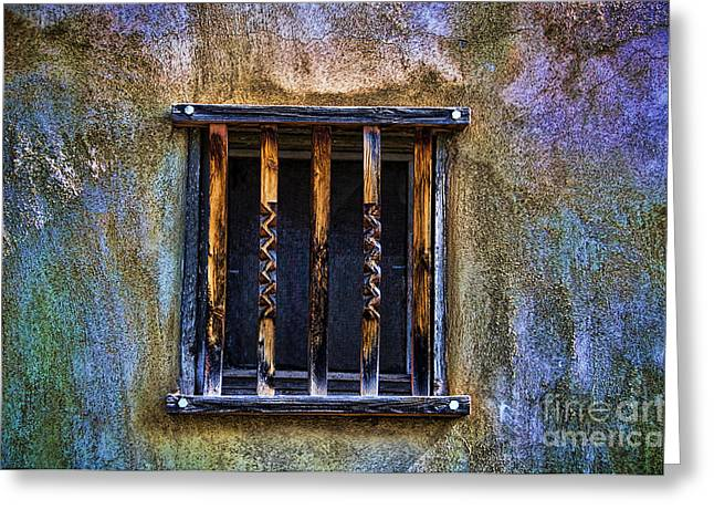 Adobe Greeting Cards - Time Fades Away Greeting Card by Ray Laskowitz - Printscapes