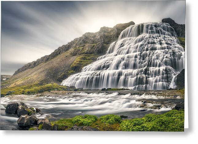 Spirituality Photographs Greeting Cards - Timeless Greeting Card by Stefan Mitterwallner