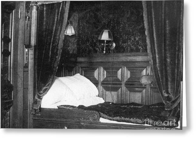 TITANIC: SUITE, 1912 Greeting Card by Granger