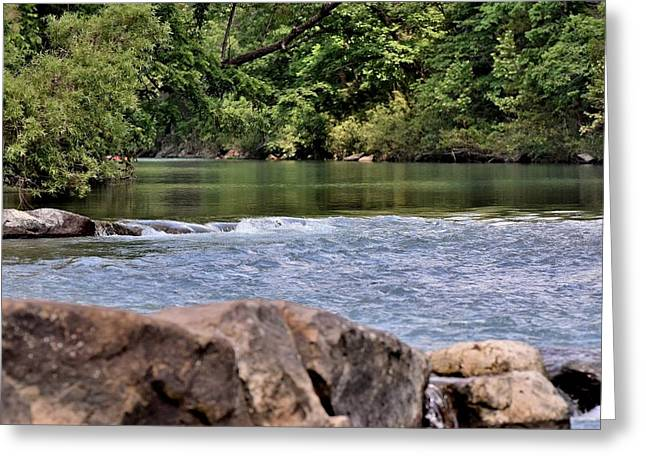 Canoe Greeting Cards - Todays Art 923 Greeting Card by Lawrence Hess