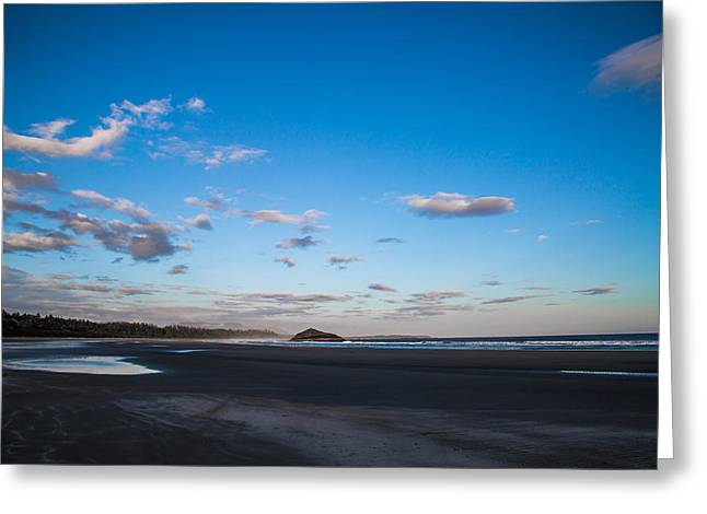 Ocean Landscape Greeting Cards - Tofino 4 Greeting Card by Olga Photography