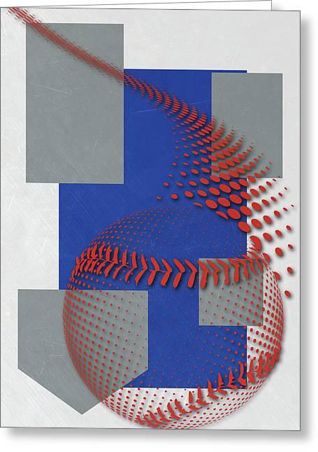 Toronto Blue Jays Art Greeting Card by Joe Hamilton