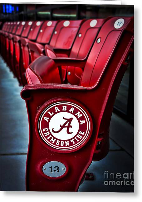 Bryant Denny Greeting Cards - Tradition Greeting Card by Ken Johnson