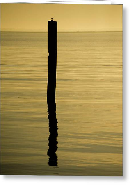 Lanscape Greeting Cards - Tranquil Reflections Greeting Card by Tom Rickborn
