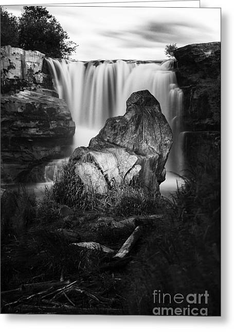 Moving Earth Greeting Cards - Tranquil Spaces 2 Greeting Card by Bob Christopher