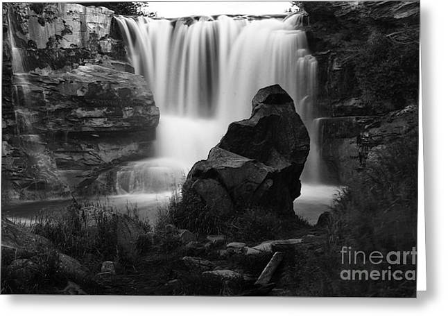 Moving Earth Greeting Cards - Tranquil Spaces 3 Greeting Card by Bob Christopher