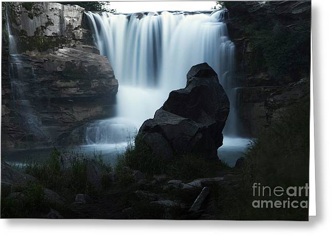 Moving Earth Greeting Cards - Tranquil Spaces Greeting Card by Bob Christopher