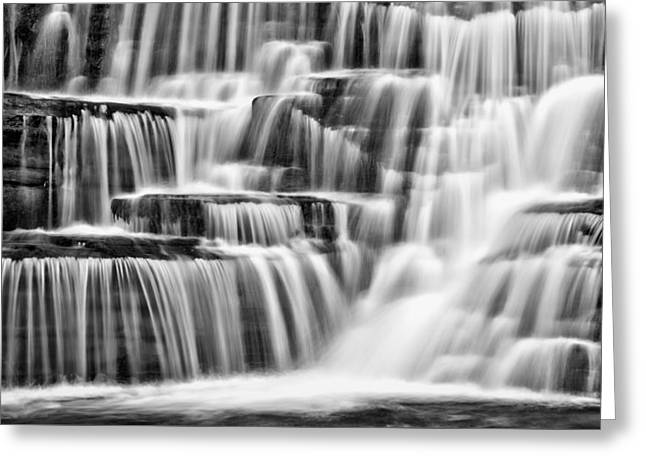 Tranquil Waters Greeting Card by Stephen Stookey
