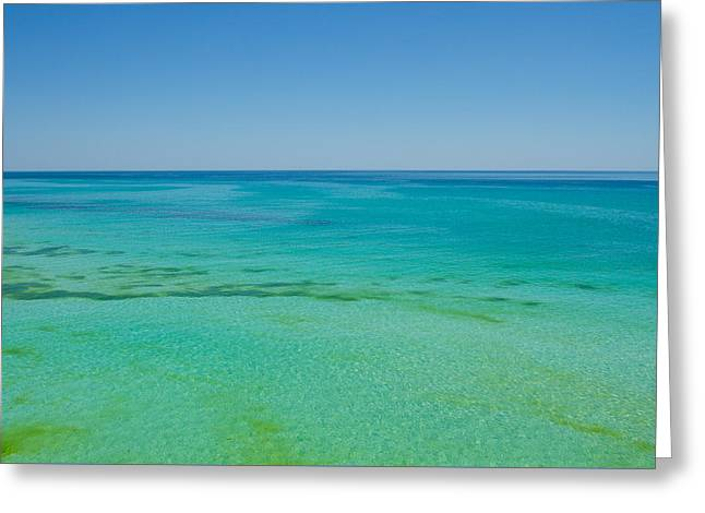 Snorkel Greeting Cards - Tranquility Greeting Card by Jennifer Luzio