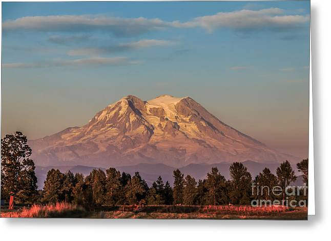 Usa Photographs Greeting Cards - Tranquility Greeting Card by Robert Bales