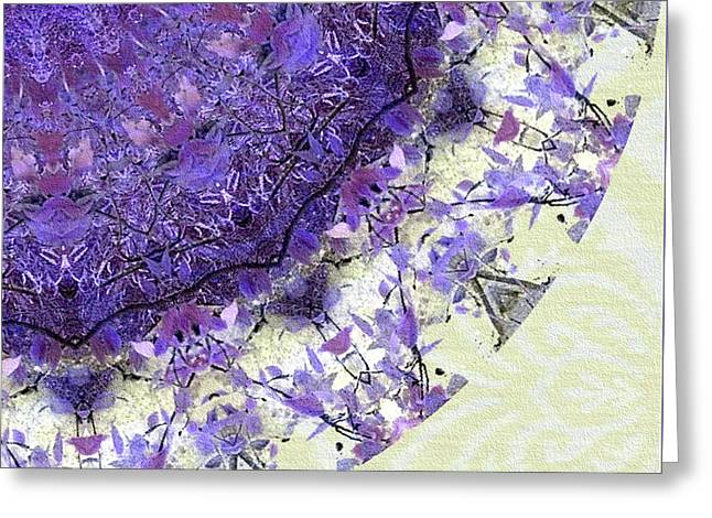 Fine Art Digital Art Greeting Cards - Transformation Greeting Card by Bonnie Bruno