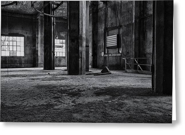 Nik Silver Efex 2 Greeting Cards - Trapped Within Your Thoughts Greeting Card by CJ Schmit