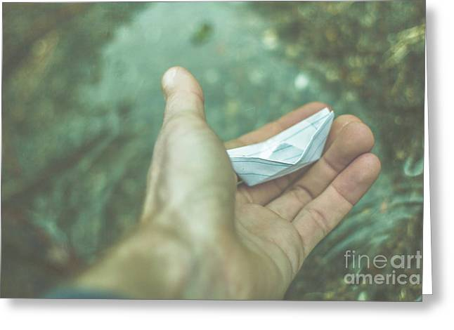 Travelling Dreams Greeting Card by Jorgo Photography - Wall Art Gallery