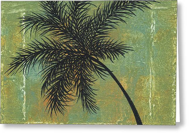 Tropical Splash 4 By Madart Greeting Card by Megan Duncanson