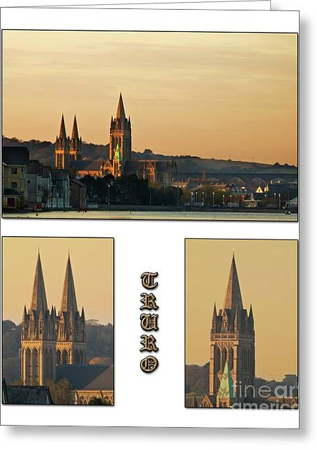 Truro Greeting Card by Terri Waters
