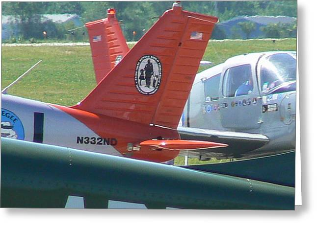 Tuskeegee Greeting Cards - Tuskeegee Aircraft Greeting Card by Ron Hayes