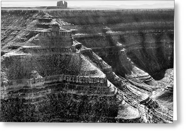 Layers Greeting Cards - Utah Outback 14 Greeting Card by Mike McGlothlen