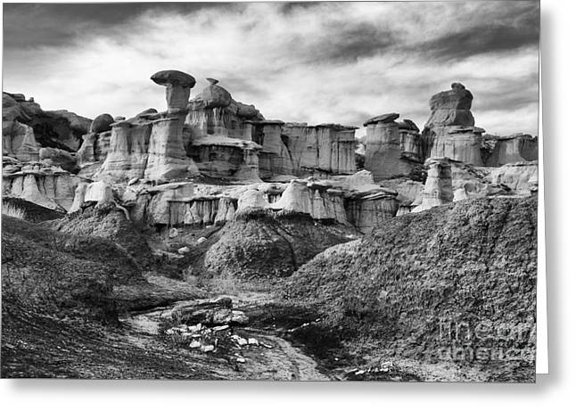 Valley Of Dreams 14 Greeting Card by Bob Christopher
