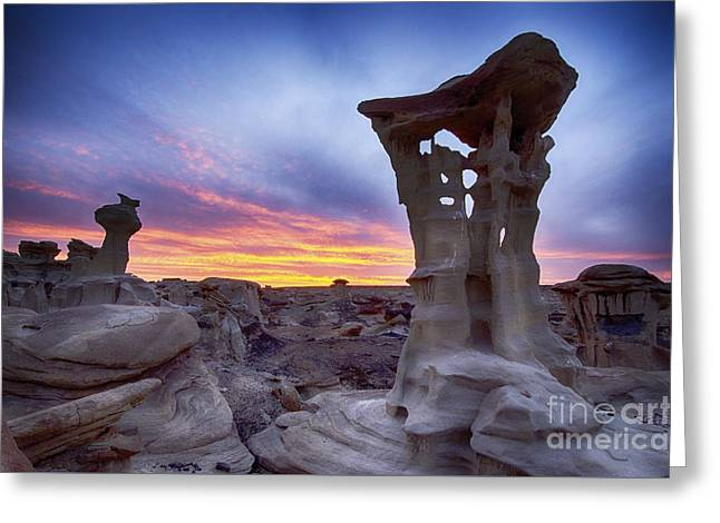 Valley Of Dreams 16 Greeting Card by Bob Christopher