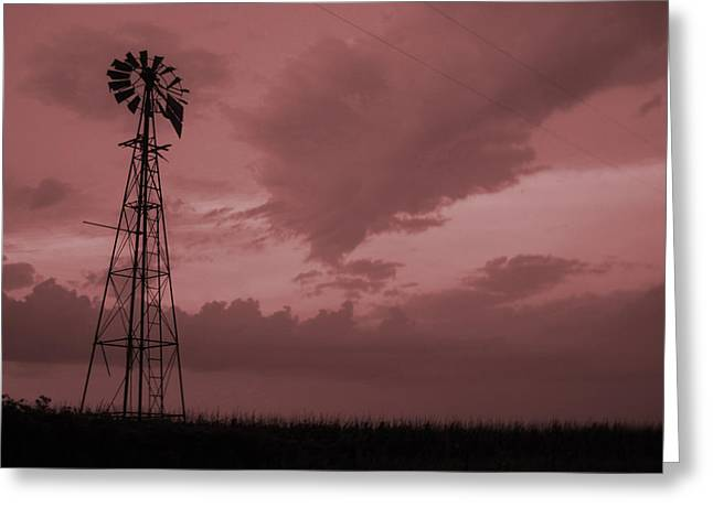 Jame Hayes Greeting Cards - Values of Iowa Greeting Card by Jame Hayes