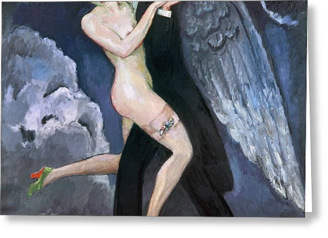 Faa Photographs Greeting Cards - VAN DONGEN: TANGO, c1930 Greeting Card by Granger