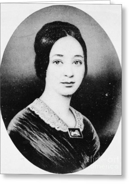 1845 Greeting Cards - Varina Howell Davis (1826-1906) Greeting Card by Granger