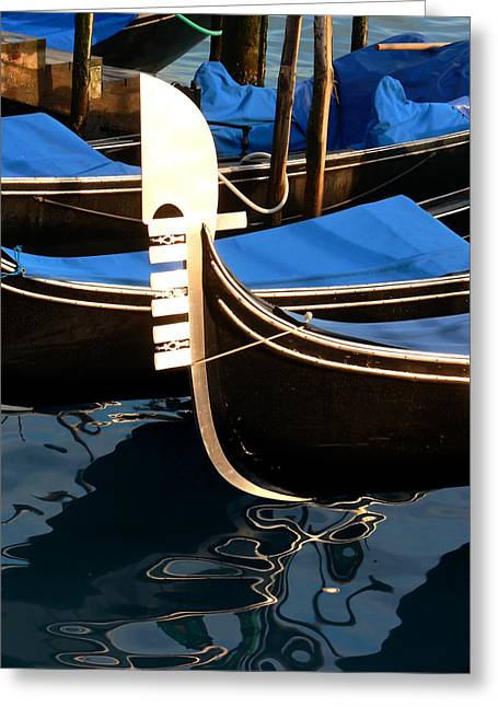 Valeriy Mavlo Greeting Cards - Venice-1 Greeting Card by Valeriy Mavlo