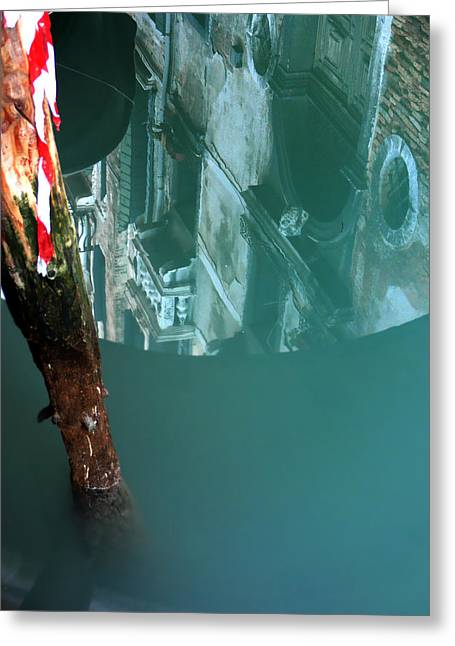Valeriy Mavlo Greeting Cards - Venice-11 Greeting Card by Valeriy Mavlo