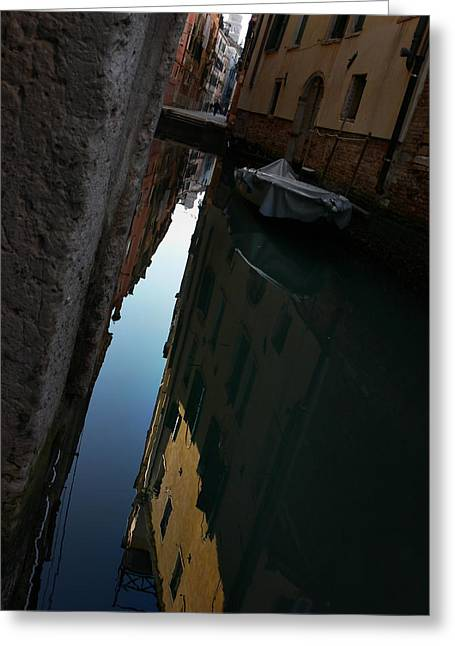 Valeriy Mavlo Greeting Cards - Venice-14 Greeting Card by Valeriy Mavlo