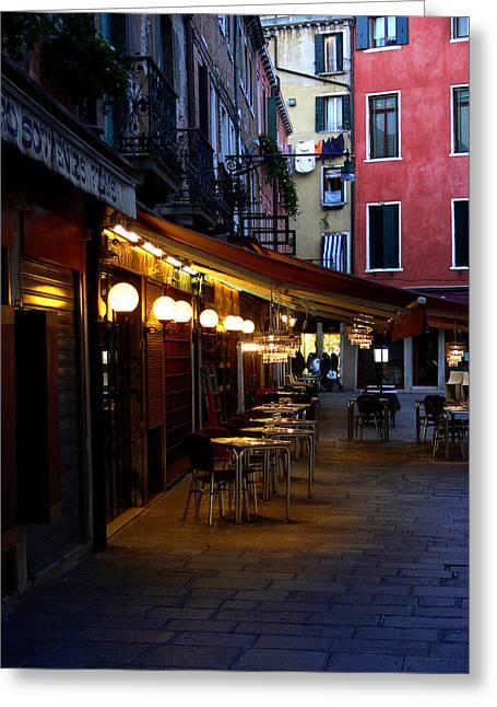 Venice-18 Greeting Card by Valeriy Mavlo