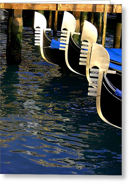 Valeriy Mavlo Greeting Cards - Venice-2 Greeting Card by Valeriy Mavlo