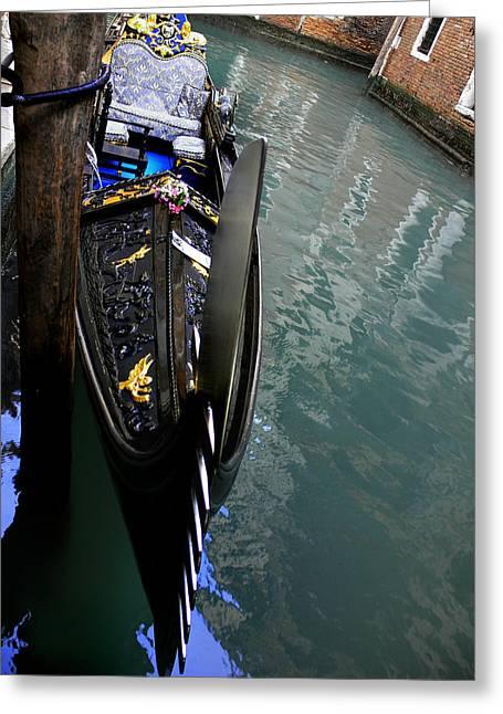 Venice-5 Greeting Card by Valeriy Mavlo