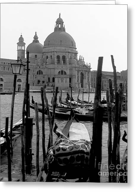 Gran Canal Greeting Cards - Venice 89 Greeting Card by Chris Jurgenson