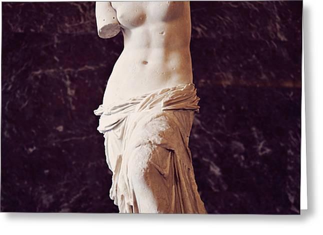 Venus de Milo Greeting Card by EyeKandi Photography