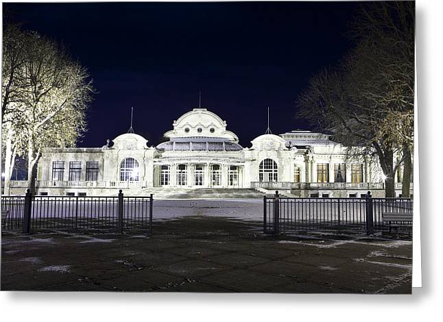 Vichy Greeting Cards - Vichy Opera Greeting Card by Alexander Davydov