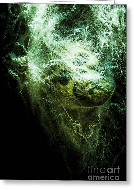 Victim Of Prey Greeting Card by Jorgo Photography - Wall Art Gallery
