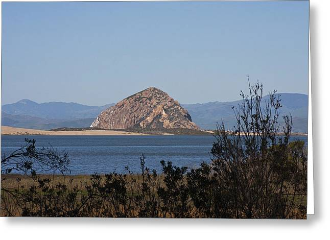 Monolith Greeting Cards - View From Backbay Greeting Card by Art Block Collections